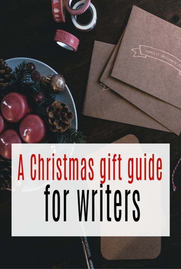 A Christmas gift guide for a writer