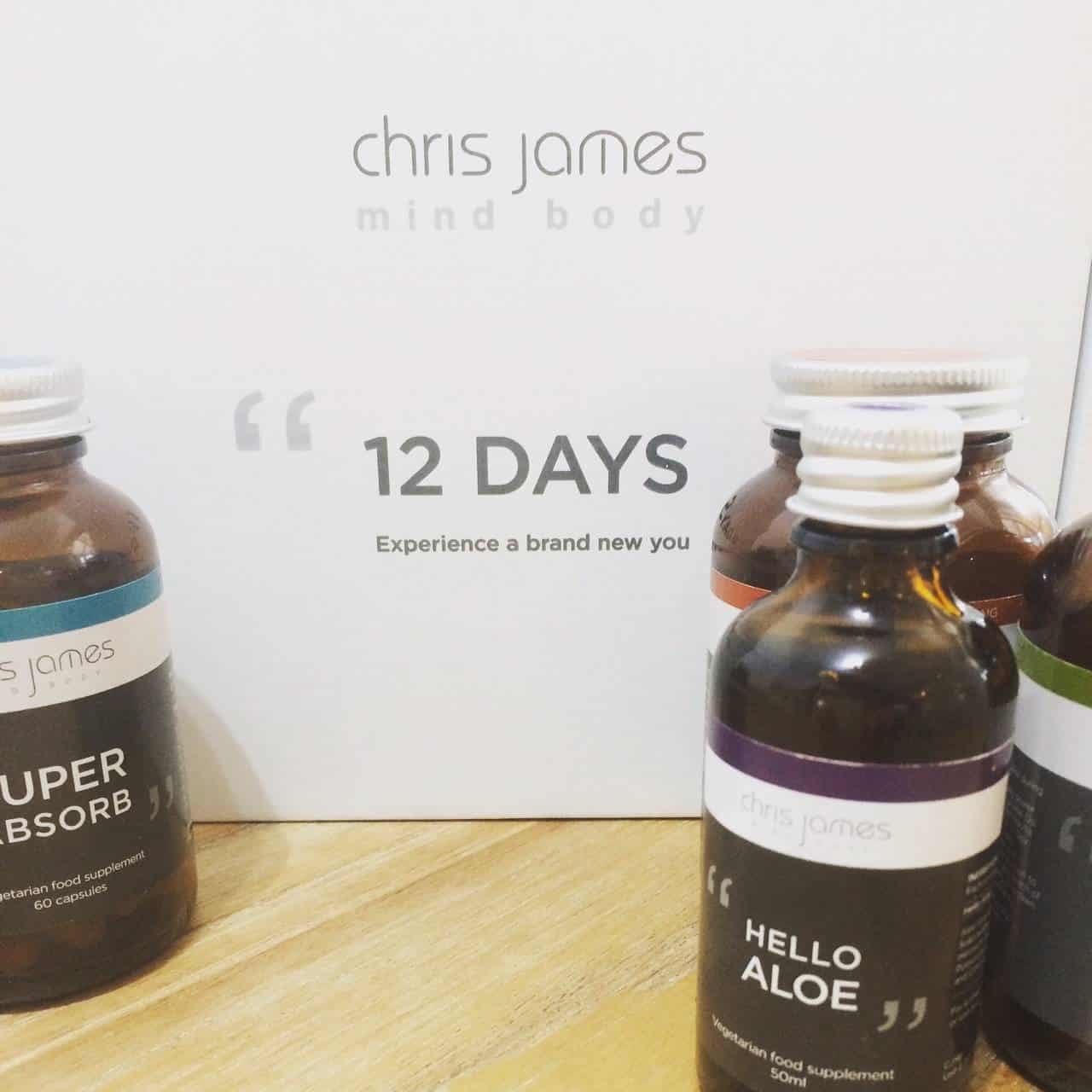 Chris James Mind Body 12 day Cleanse