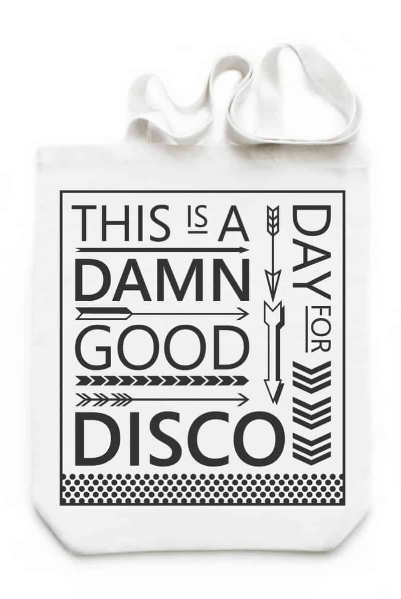 Good Day for a Disco