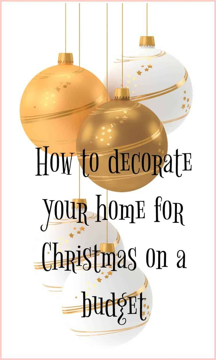 How to prepare your home for the festive season on a budget