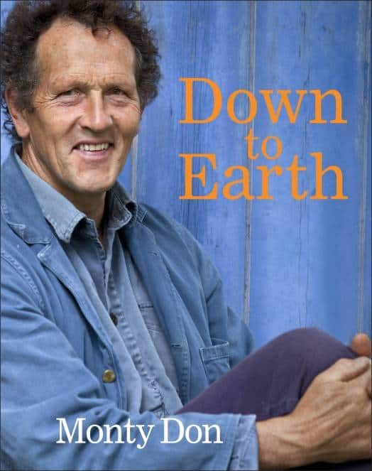 Win a copy of Down to Earth by Monty Don