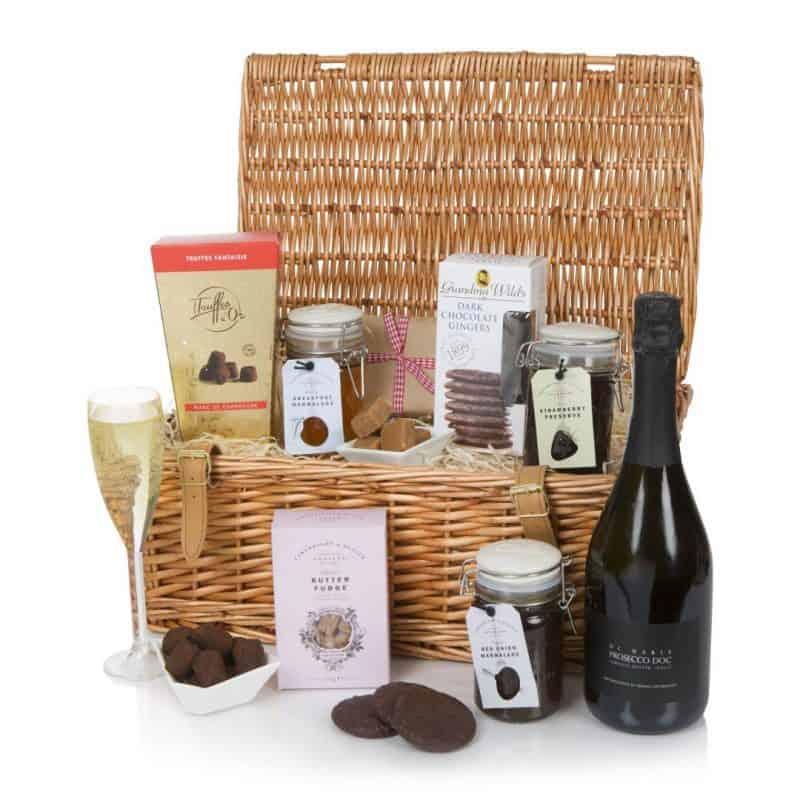 beautiful Christmas hamper