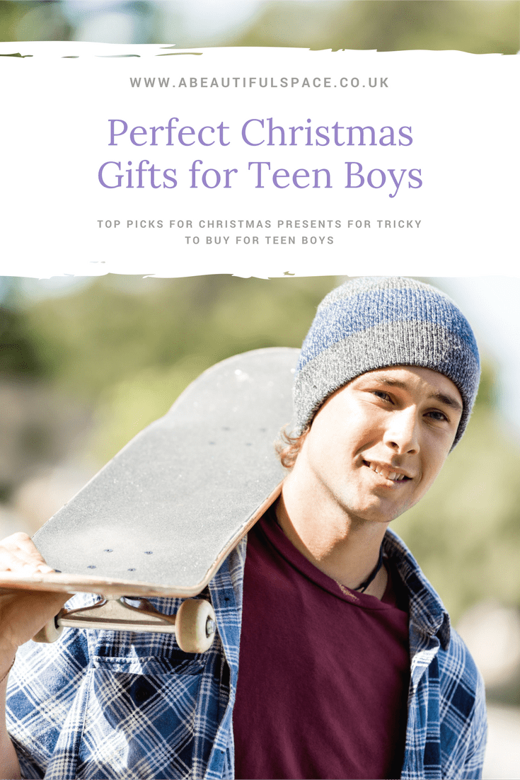 Christmas Gift Ideas for a Teen Boy