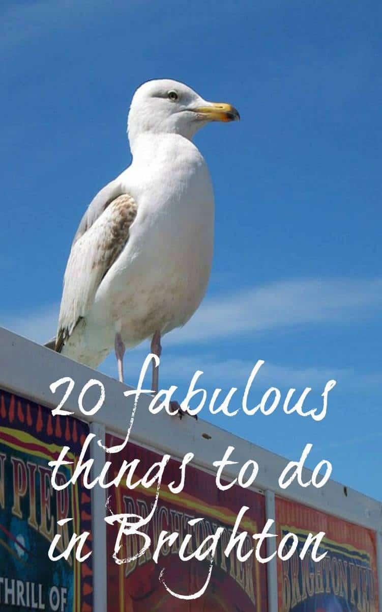 20 Reasons to Visit Brighton