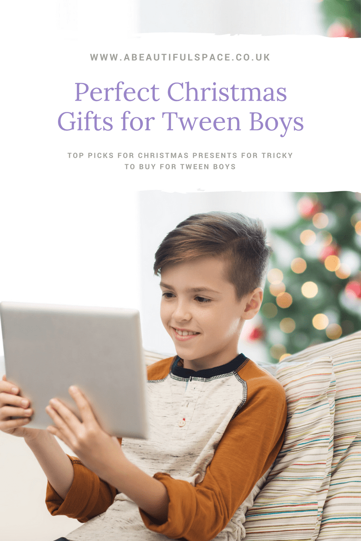 The Best Tween Boys Christmas Gift Guide