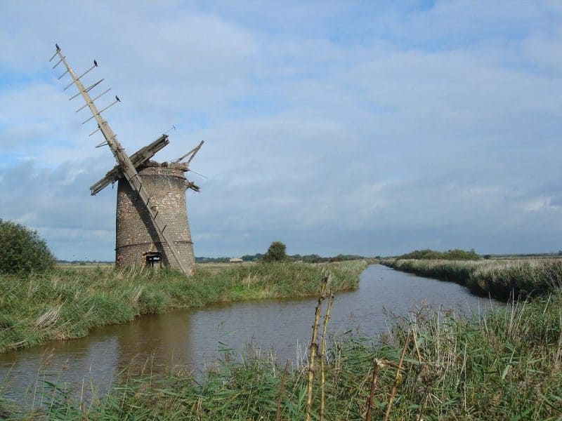 reasons to visit the Norfolk Broads