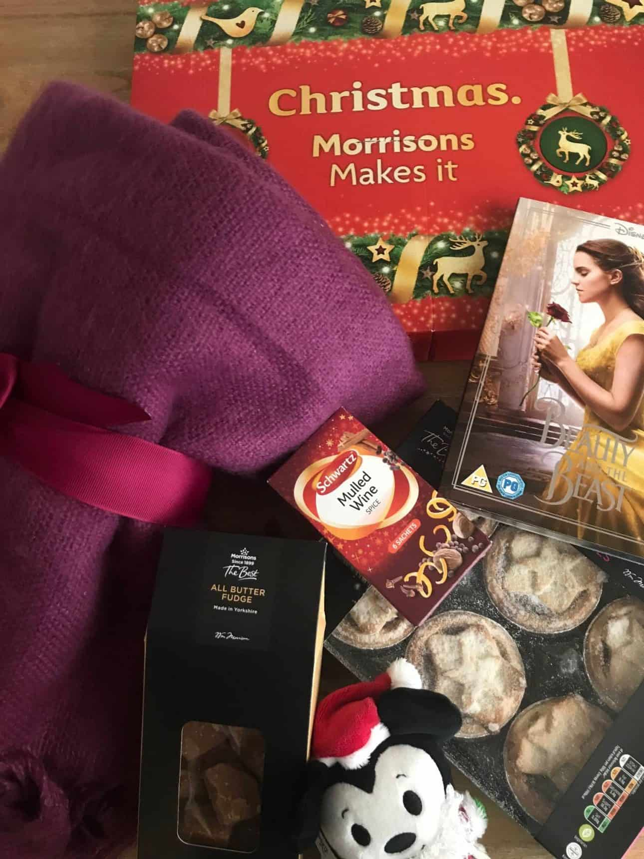 christmas at morrisons mulled wine and more