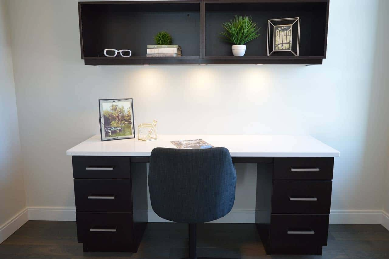 Home Office DIY Project