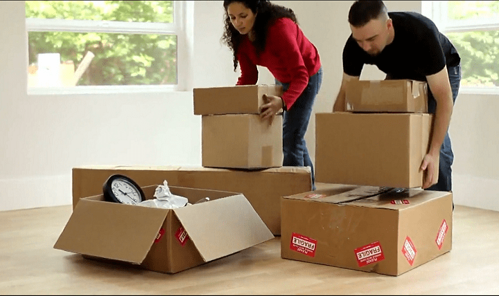 Taking The Hassle Out Of Moving House