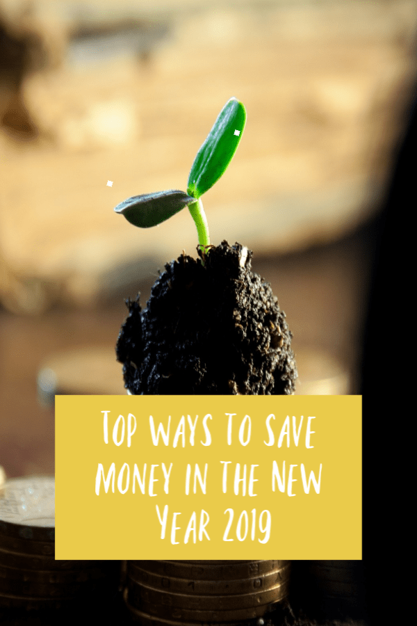 Ways to Save Money in the New Year