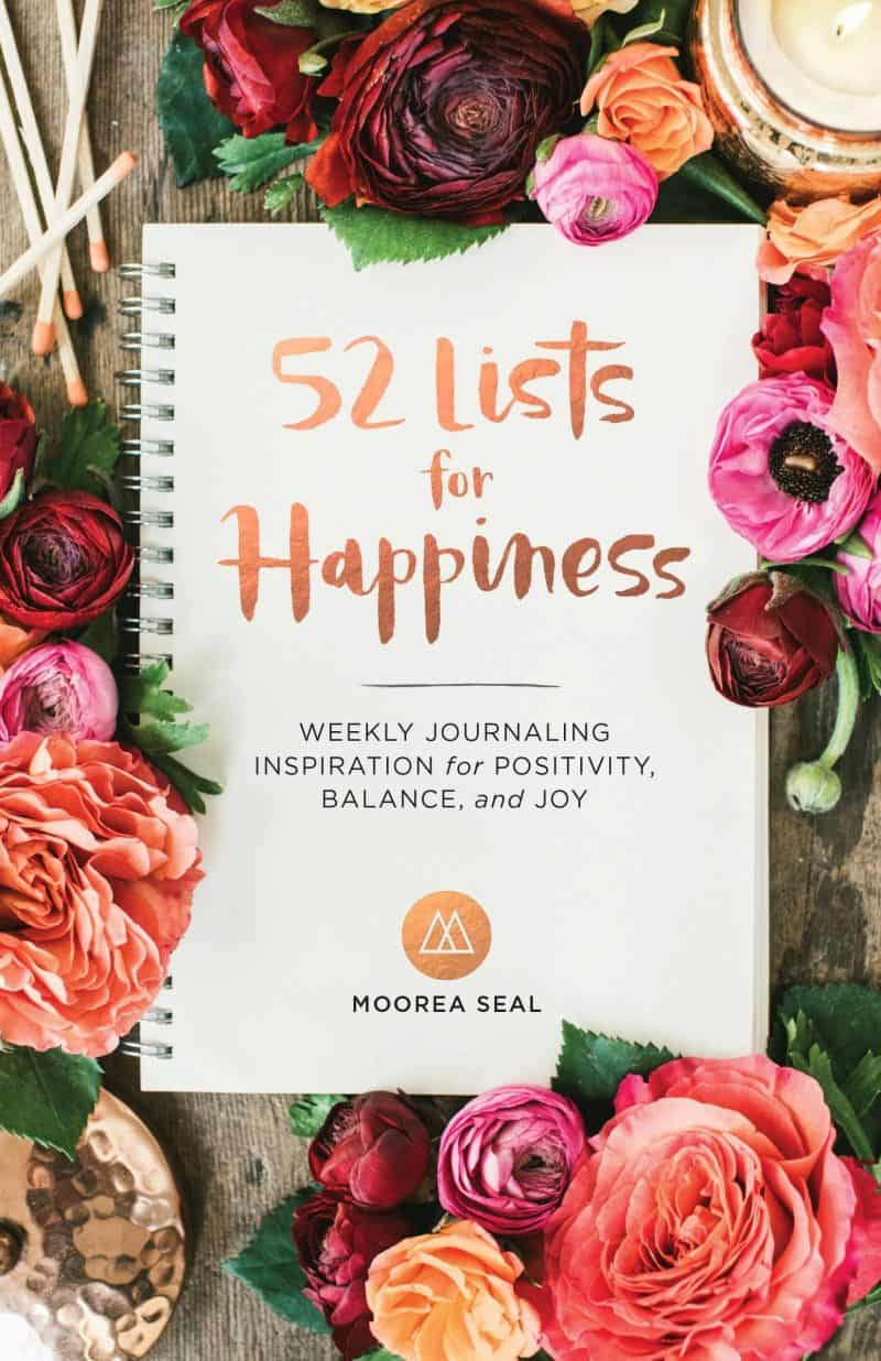 52 Lists for Happiness Review