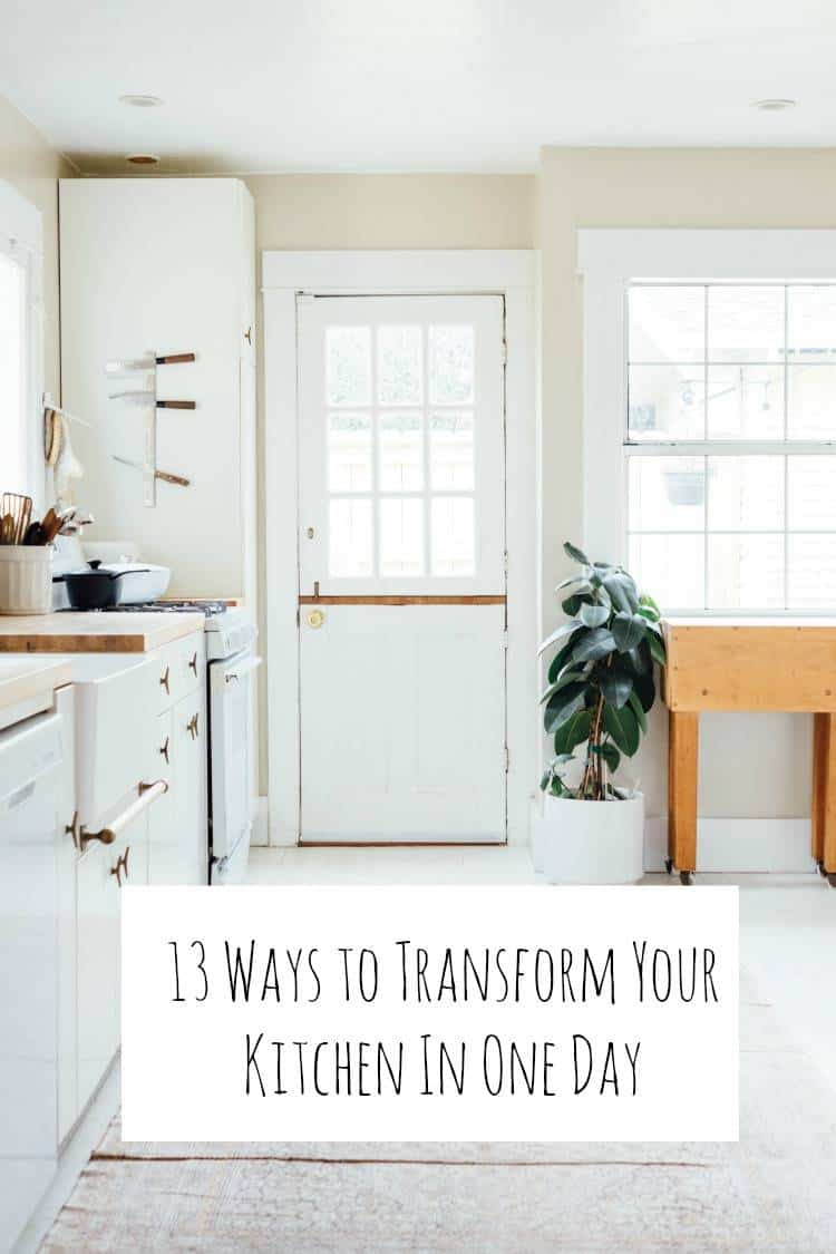 Transform Your Kitchen In One Day