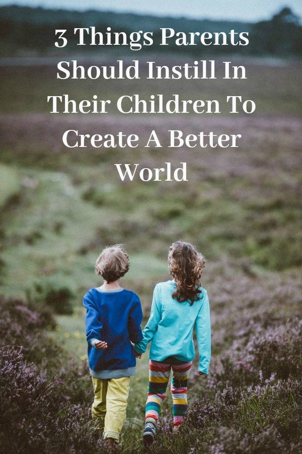 create a better world