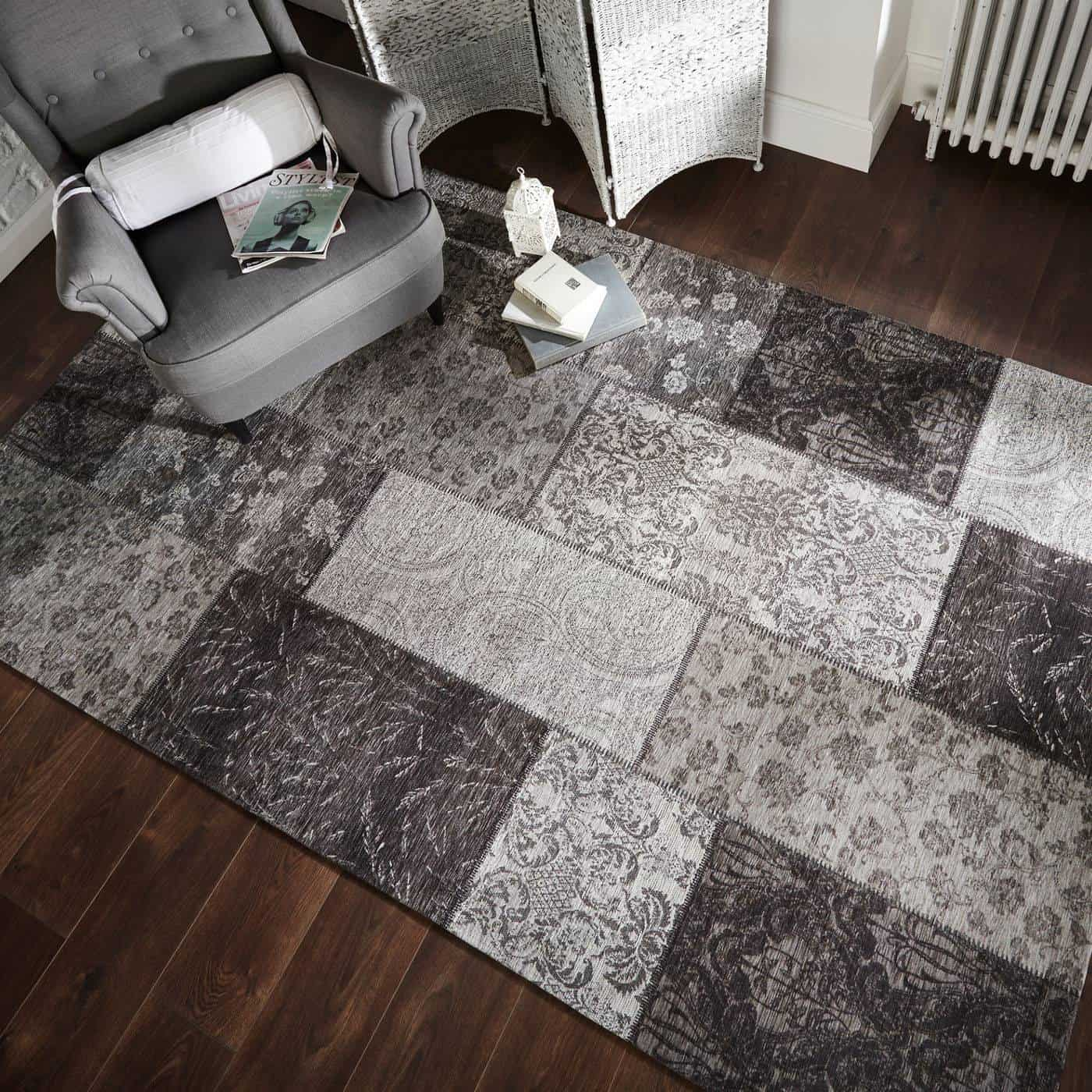 Win a beautiful patchwork rug