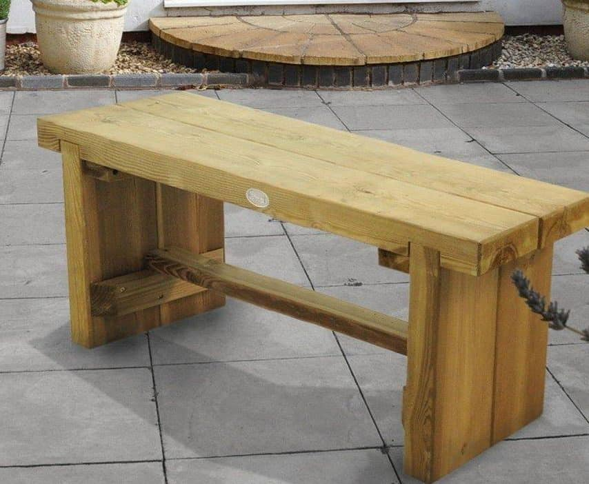sleeper bench, a beautiful space, becky goddard-hill, win a beautiful garden bench