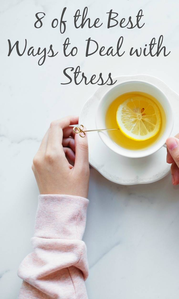 the Best Ways to Deal with Stress