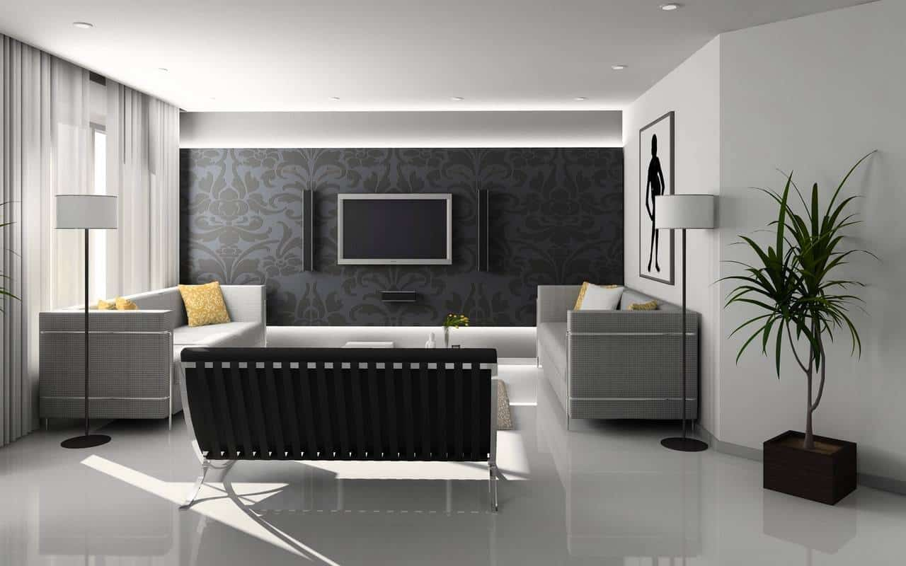 In fact if you read on you will discover some easy and effective ways to modernise your home. & effective and simple tips for modernising a home at A Beautiful Space