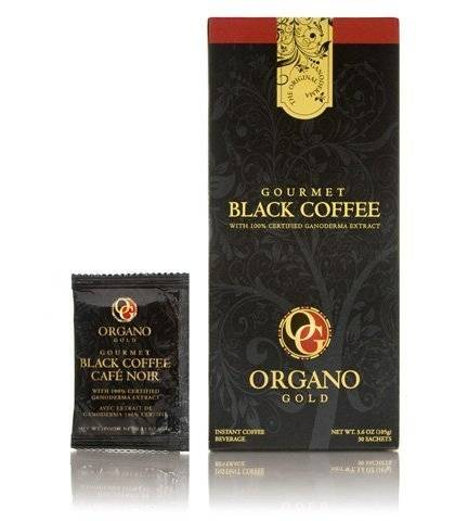 The Legend Of Coffee, Organo Gold