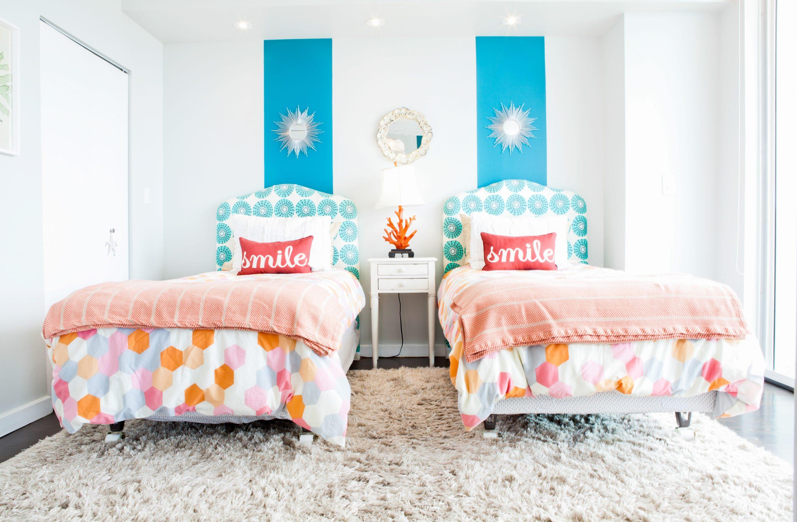 Organize Your Tween's Bedroom