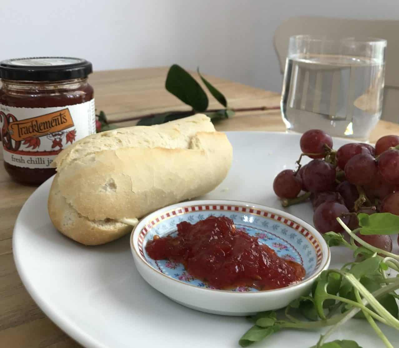 Scrumptious Simple Lunches with Tracklements