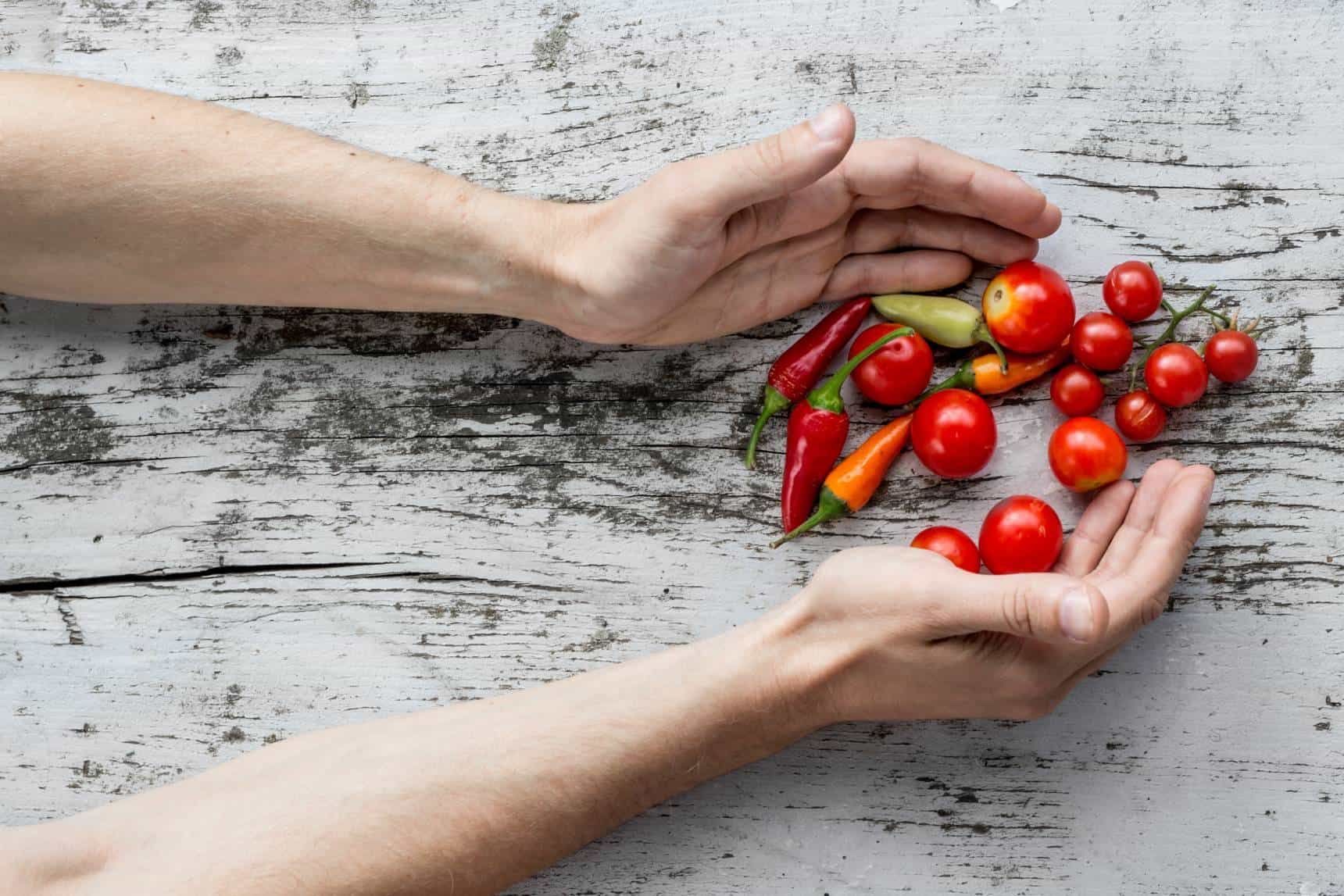The Benefits of Growing Your Own Fruit and Veg