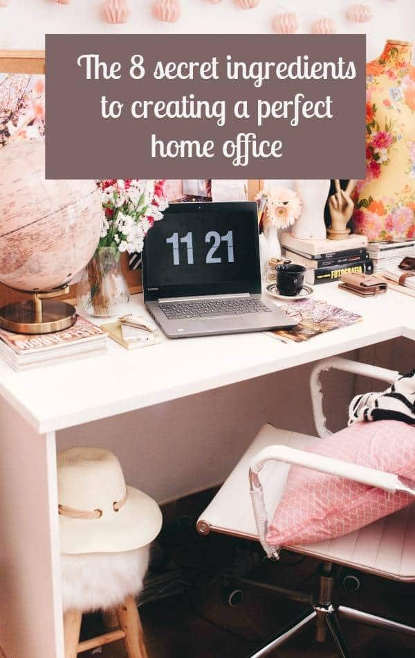 tips for a stylish home office