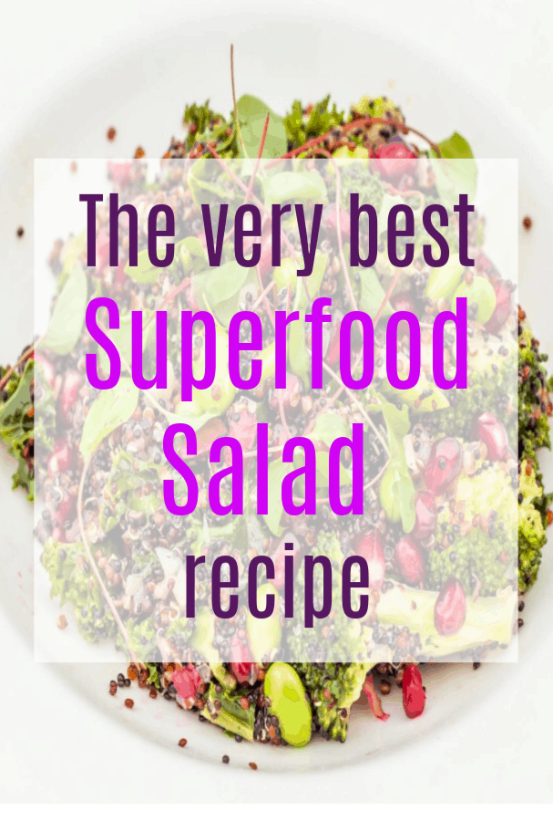 best Superfood Salad recipe