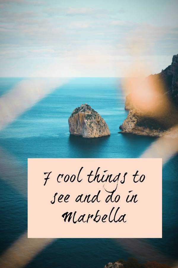 cool things to do in Marbella