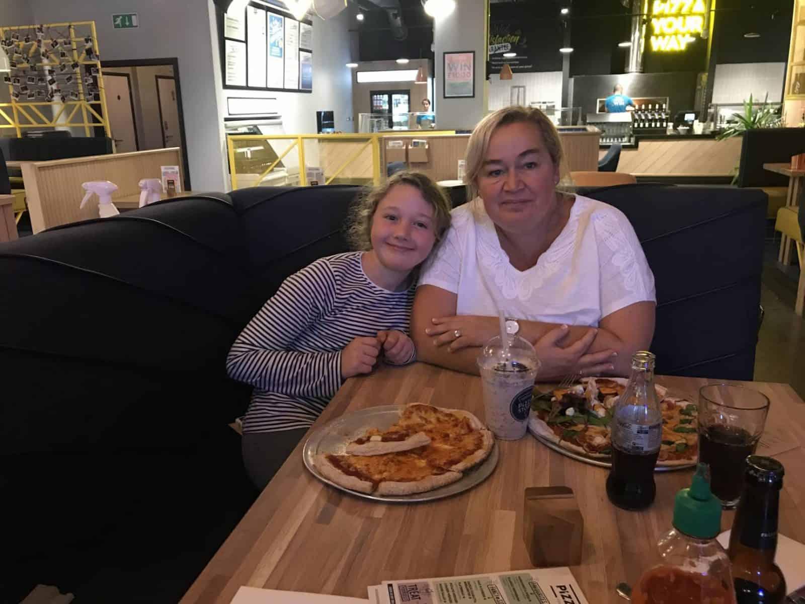 PizzaStorm, PizzaStorm Review, Becky Goddard-Hill