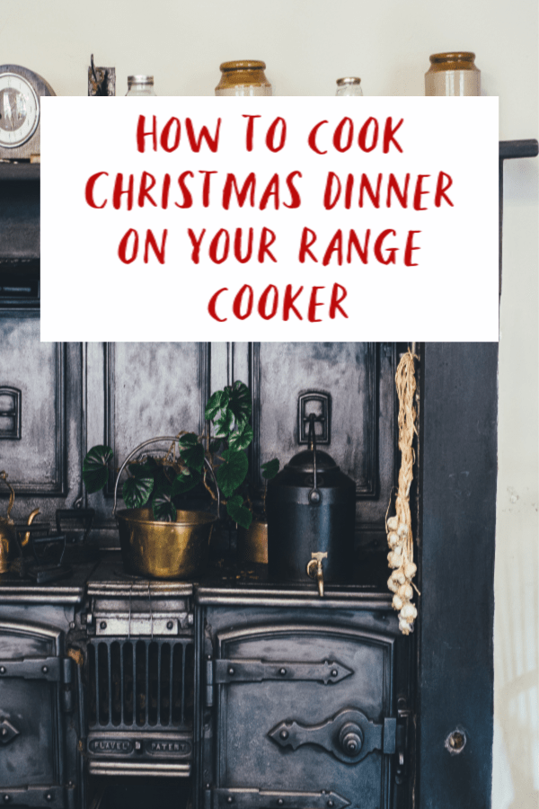 Christmas Dinner on Your Range Cooker