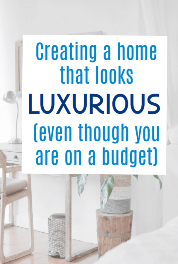 Easy Ways to Give Your Home a Luxurious Feel