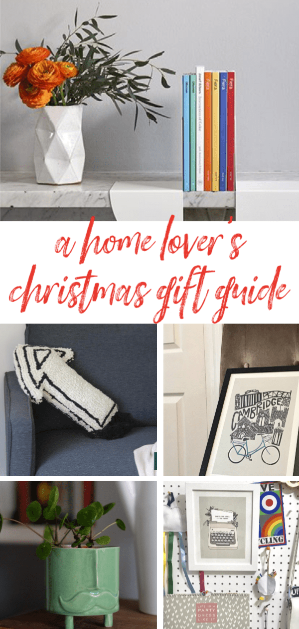 A Home Lover's Christmas Gift Guide