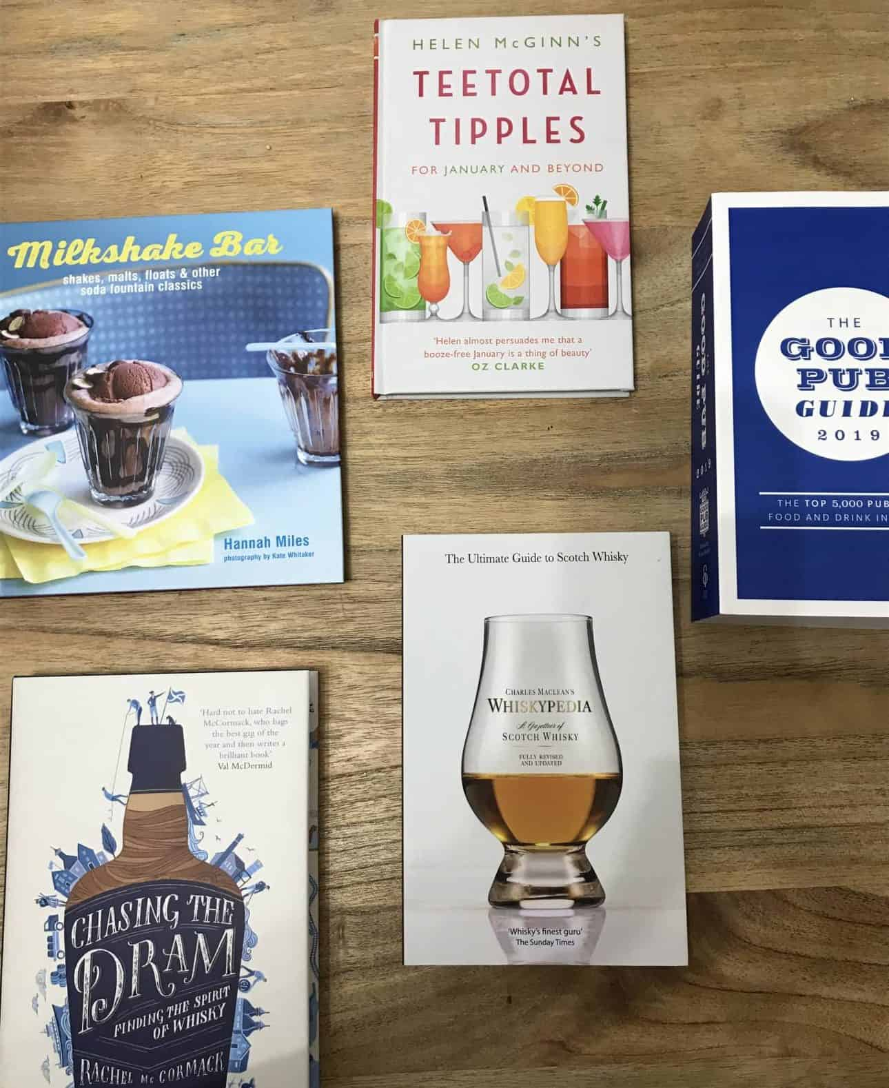 drinks book from the Book People