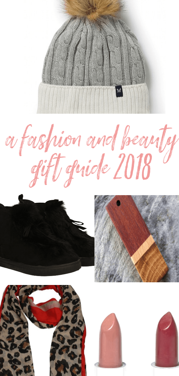 A Fashion and Beauty Christmas Gift Guide