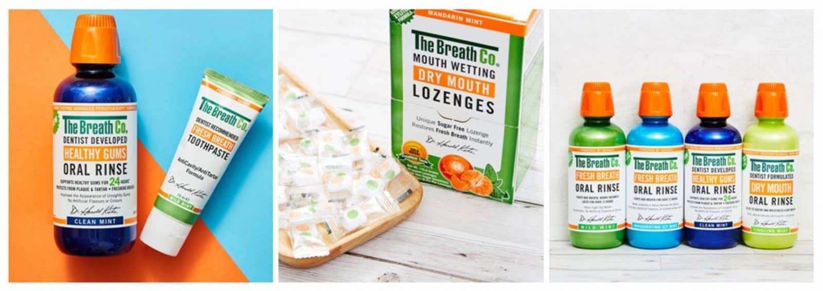How to get rid of bad breath – a beautiful space