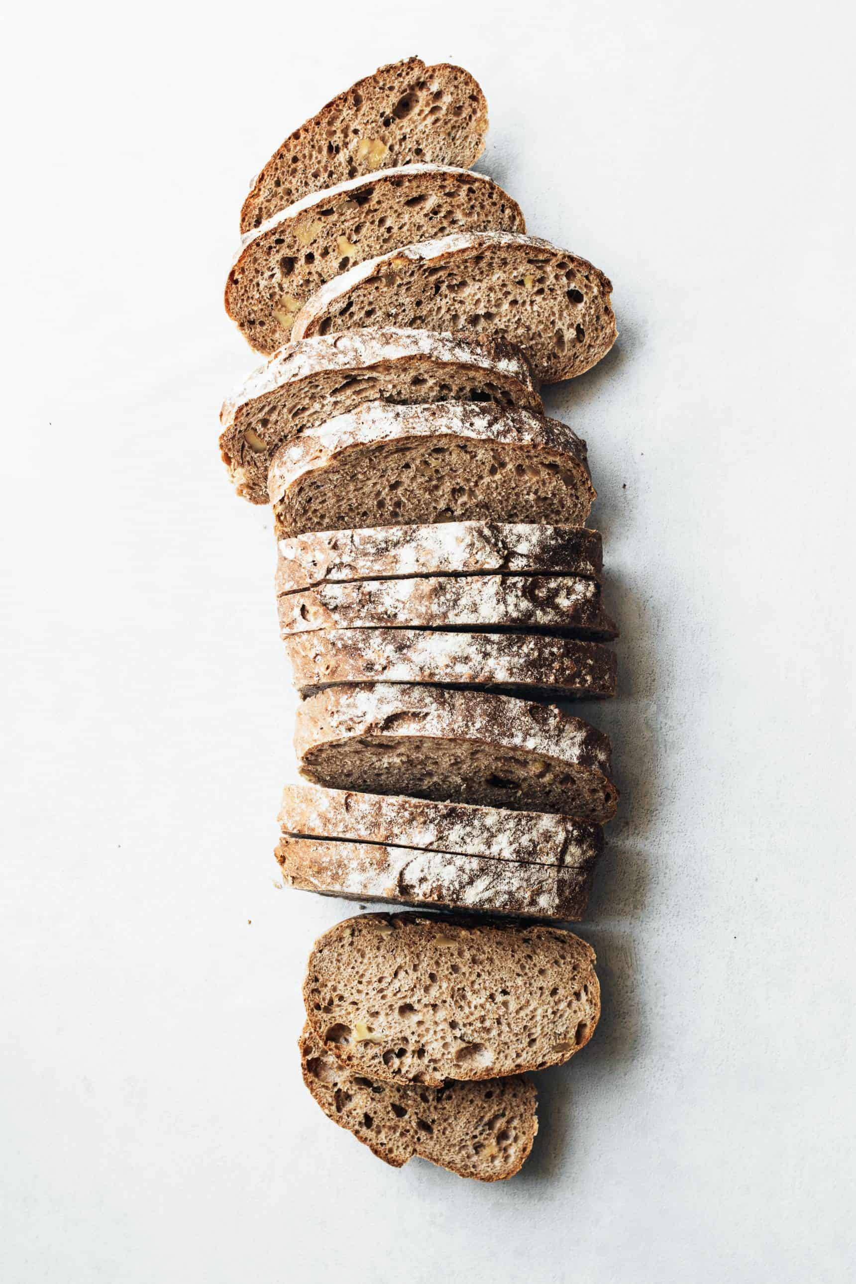 Why Choose Wholemeal Bread Over White Bread?