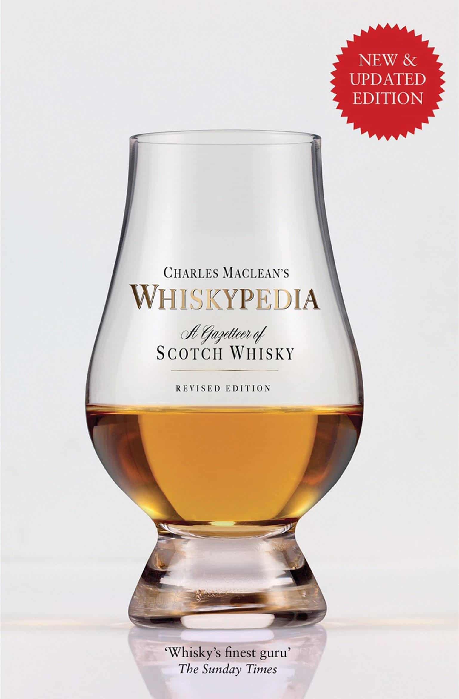 Whiskeypedia Book
