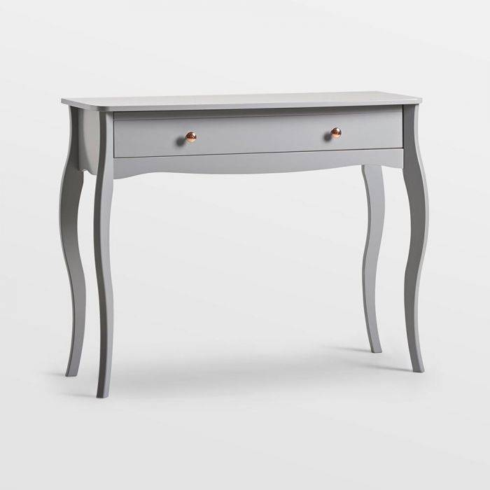 Beautify Grey Dressing Table Set, grey dressing table set