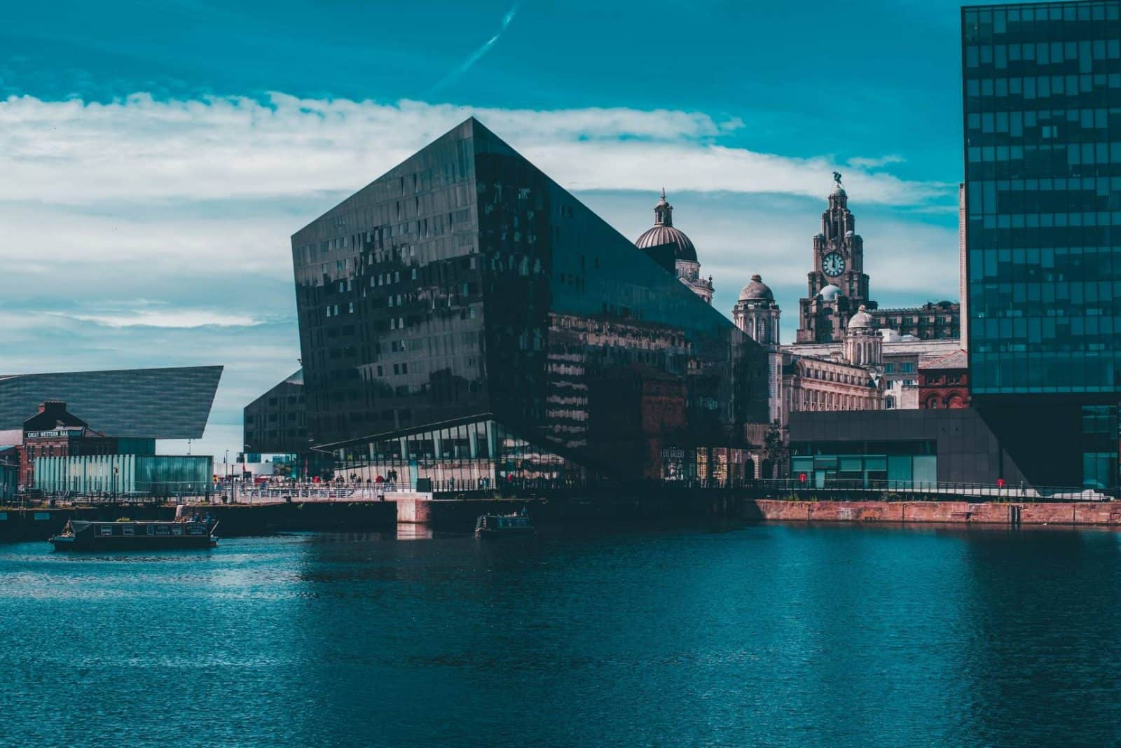 weekend break to Liverpool, Royal Albert Dock, liverpool