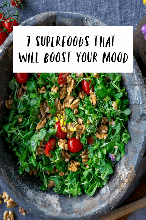 Which superfoods will boost my mood?