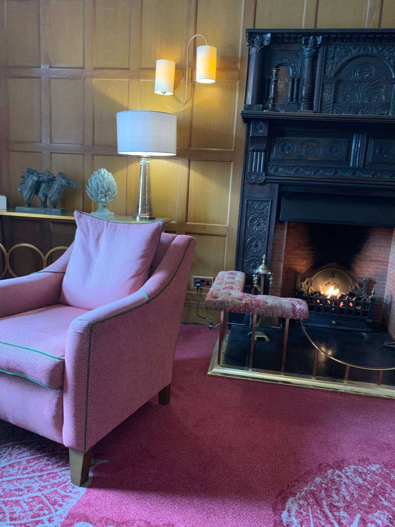 ragdale hall review