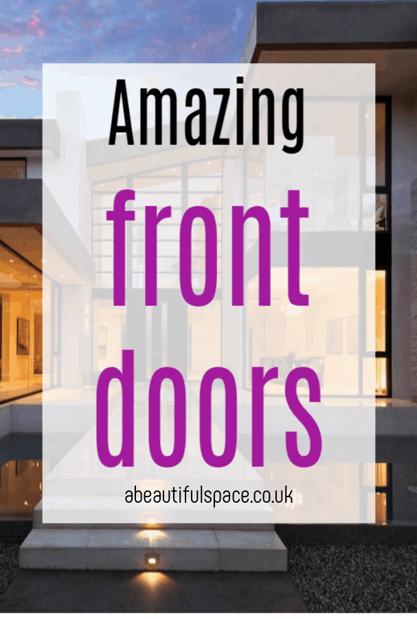 Front Doors of the Future