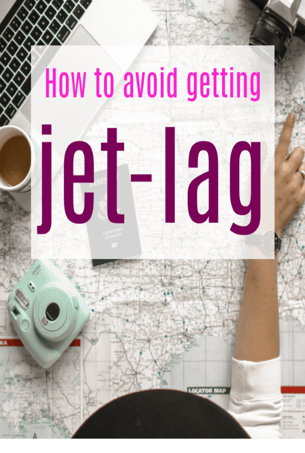 How to avoid getting jet-lag