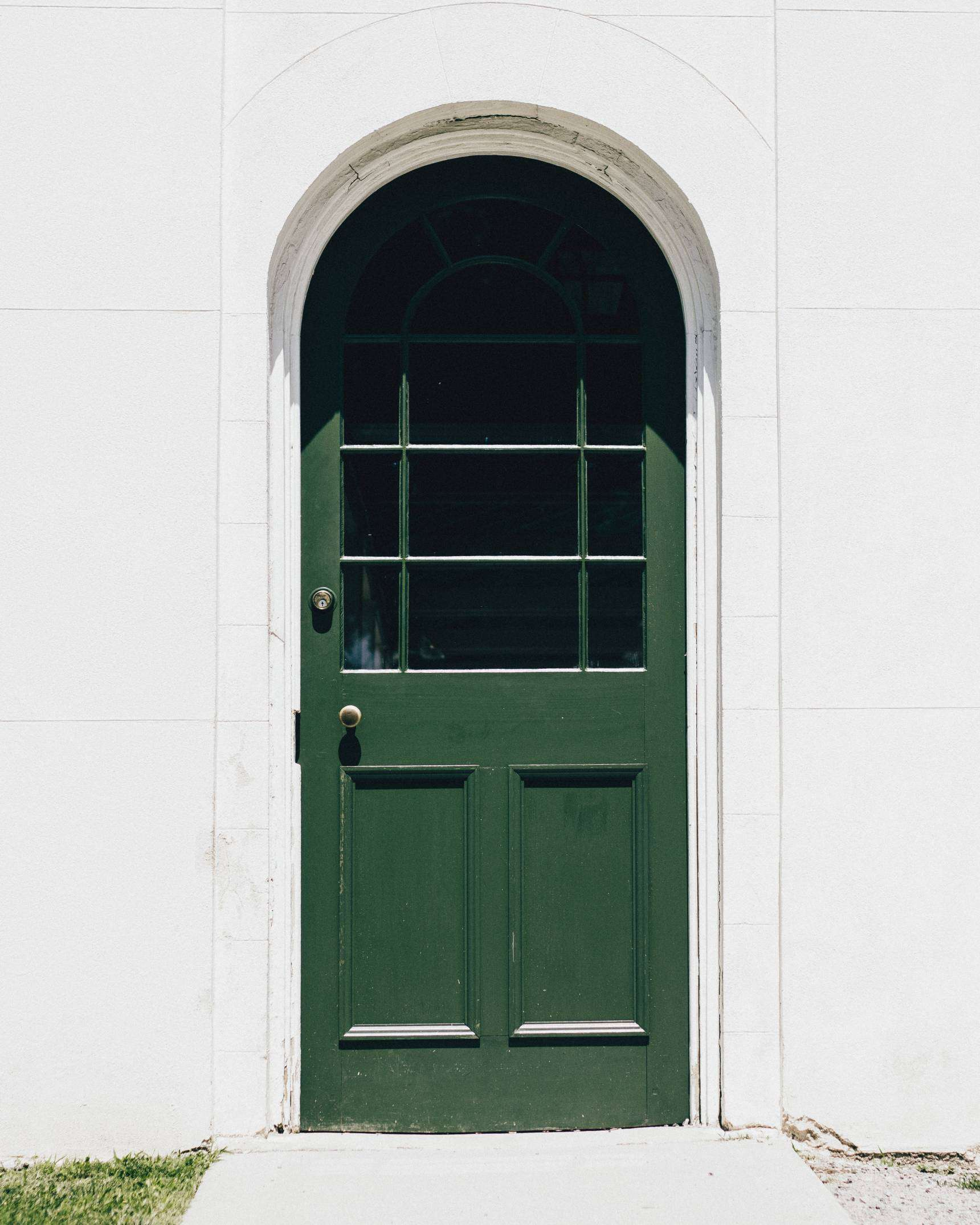Glazed Door for a Traditional Home