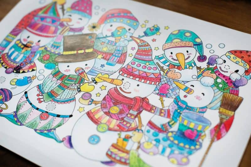 Festive Christmas crafts ideas for children