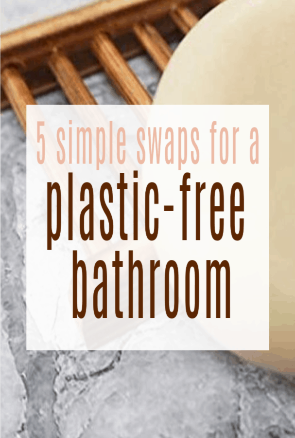 plastic-free bathroom #plastic-free #eco-bathroom #bathroomdecor #sustainablehome