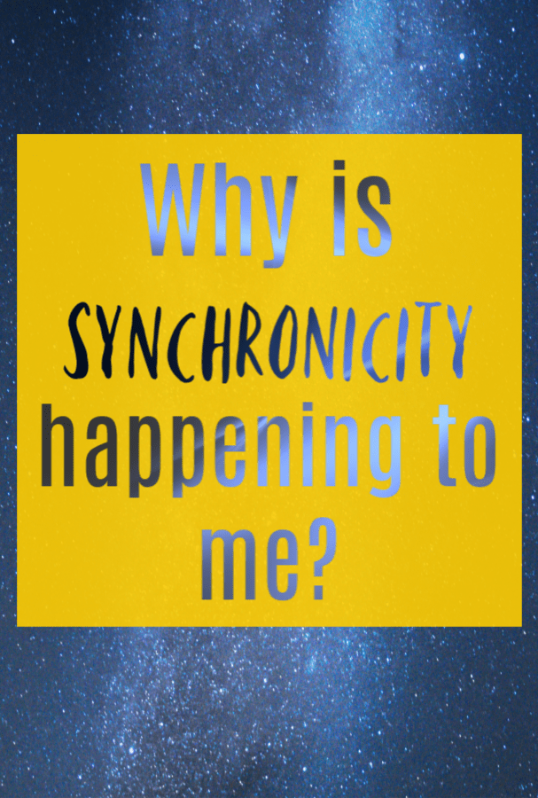 Why is synchronicity happening to me?
