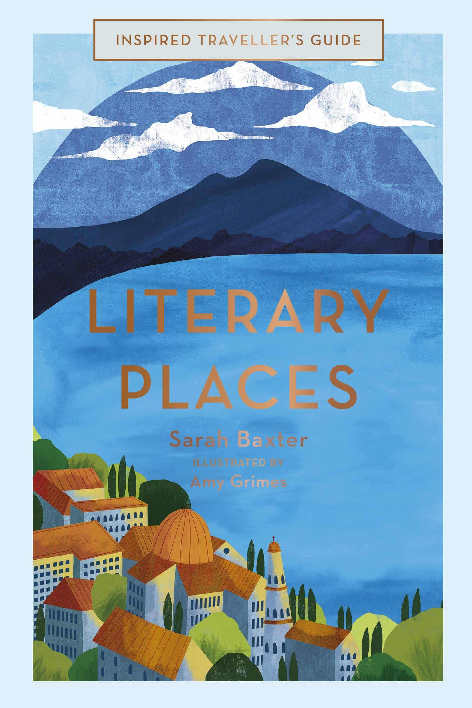 Literary Places, Non-Fiction Christmas Gift Guide