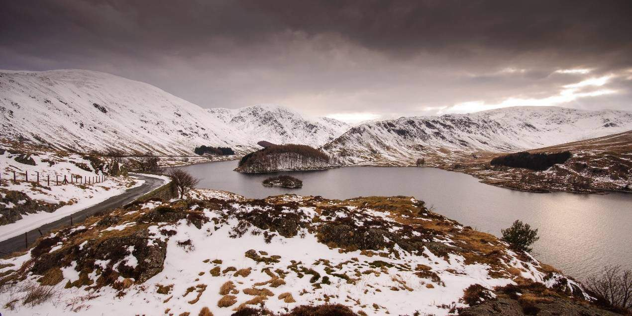 Scenic Winter Walks to Enjoy This Christmas in Cumbria