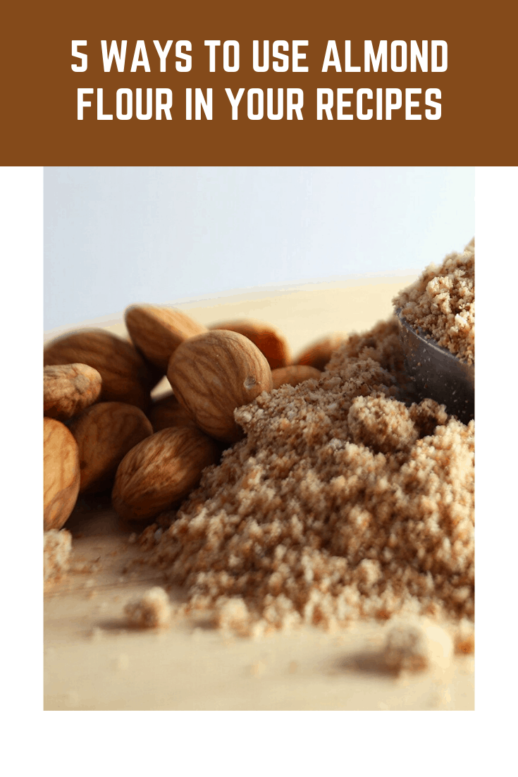Ways to Use Almond Flour in Your Recipes